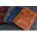 Обложка на паспорт / Aviation / Светло-коричневый
