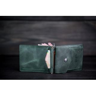Затискач для купюр / Coin / Зелений