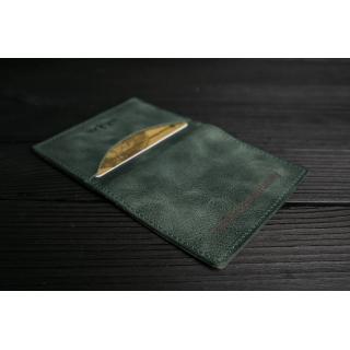 Картхолдер / IDcase / Зелений