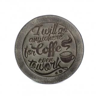 Костер / Coffe / Серый