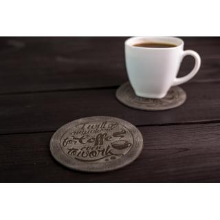 Костер / Coffe / Світло-коричневий