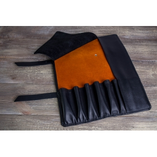 Згорток для кухарських ножів Стандарт Чорний