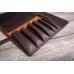Згорток для кухарських ножів Стандарт Коричневий
