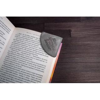 Закладка для книги / Mediator / Серый