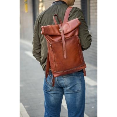 Рюкзак / Urban Bagpack / Коньячний